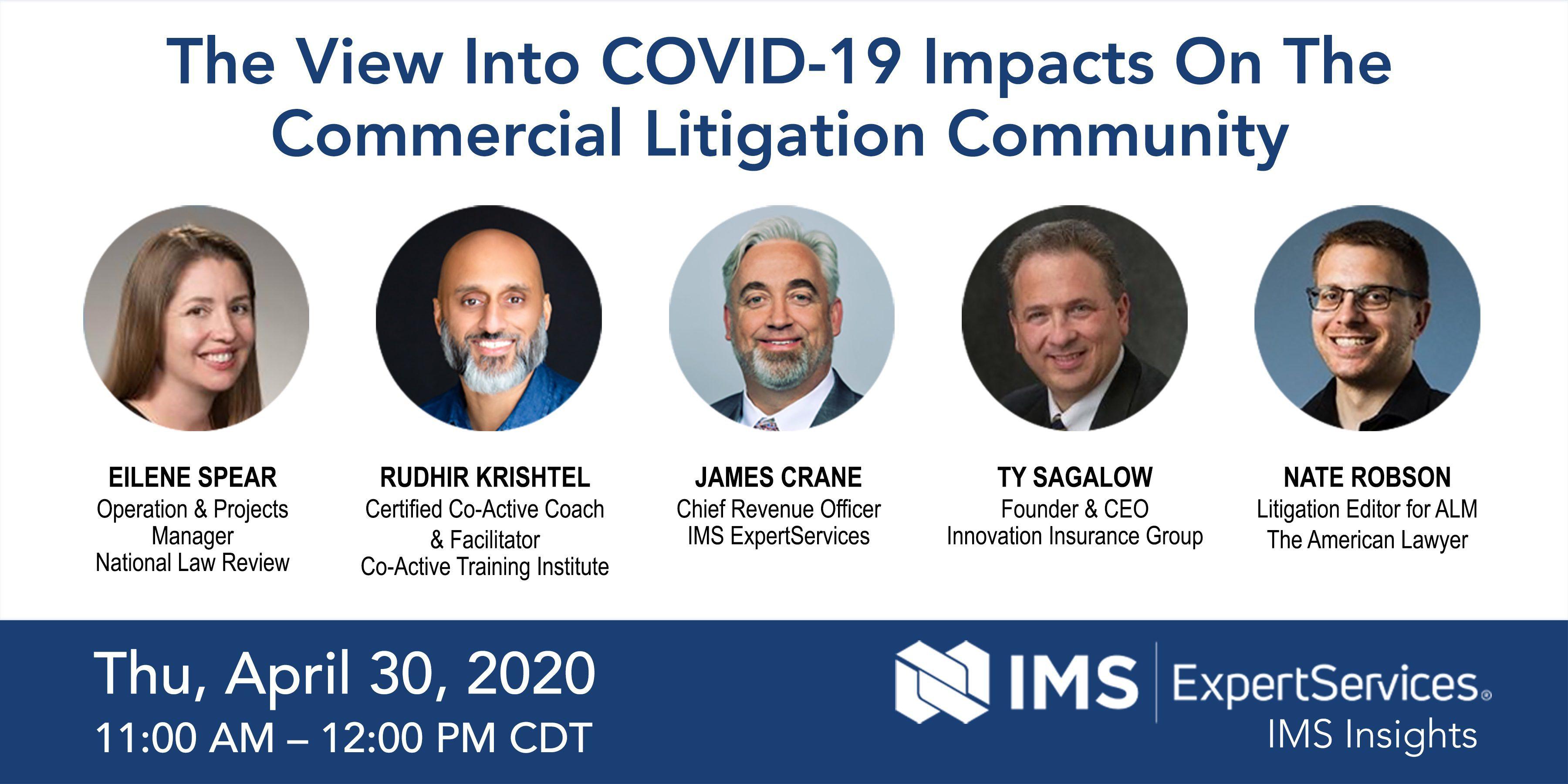 IMS COVID-19 Panel